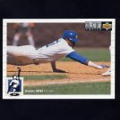 1994 Collector's Choice Baseball #263 Sammy Sosa - Chicago Cubs