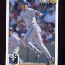 1994 Collector's Choice Baseball #208 Paul Molitor - Toronto Blue Jays