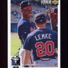 1994 Collector's Choice Baseball #197 Fred McGriff - Atlanta Braves
