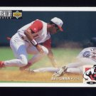 1994 Collector's Choice Baseball #171 Barry Larkin - Cincinnati Reds