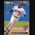 1994 Collector's Choice Baseball #016 Manny Ramirez - Cleveland Indians Ex-ExMt