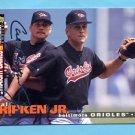1995 Collector's Choice Baseball Silver Signature #085 Cal Ripken - Baltimore Orioles