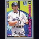 1995 Collector's Choice SE Baseball Silver Signature #260 Dante Bichette - Colorado Rockies