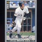 1995 Collector's Choice SE Baseball Silver Signature #237 Robin Ventura - Chicago White Sox