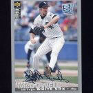 1995 Collector's Choice SE Baseball Silver Signature #232 Jack McDowell - Chicago White Sox