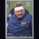 1995 Collector's Choice SE Baseball Silver Signature #037 Doug Drabek - Houston Astros