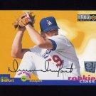 1995 Collector's Choice SE Baseball Silver Signature #006 Darren Dreifort - Los Angeles Dodgers