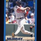 1995 Collector's Choice SE Baseball #116 Eddie Murray - Cleveland Indians