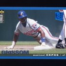 1995 Collector's Choice SE Baseball #098 Marquis Grissom - Montreal Expos