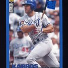 1995 Collector's Choice SE Baseball #092 Eric Karros - Los Angeles Dodgers