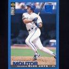 1995 Collector's Choice SE Baseball #055 Paul Molitor - Toronto Blue Jays