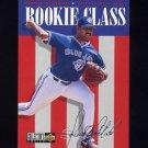 1996 Collector's Choice Baseball Silver Signature #016 Edwin Hurtado - Toronto Blue Jays