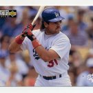 1996 Collector's Choice Baseball #406 Mike Piazza TC - Los Angeles Dodgers