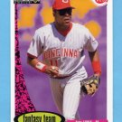 1996 Collector's Choice Baseball #276 Barry Larkin FT - Cincinnati Reds