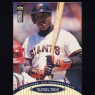 1996 Collector's Choice Baseball #108 Barry Bonds TT - San Francisco Giants