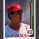 1989 Upper Deck Baseball #196 Dave Concepcion - Cincinnati Reds