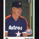 1989 Upper Deck Baseball #112 Buddy Bell - Houston Astros