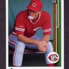 1989 Upper Deck Baseball #029 Randy St. Claire - Cincinnati Reds