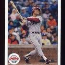 1990 Upper Deck Baseball #785 Dave Hollins RC - Philadelphia Phillies