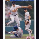 1992 Upper Deck Baseball #082 The Ripken Brothers Cal Ripken / Billy Ripken