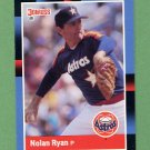 1988 Donruss Baseball #061 Nolan Ryan - Houston Astros