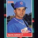 1988 Donruss Rookies Baseball #45 Darrin Jackson RC - Chicago Cubs