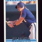 1992 Donruss Baseball Bonus Cards #BC6 Jeff Bagwell ROY - Houston Astros