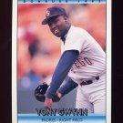 1992 Donruss Baseball #441 Tony Gwynn - San Diego Padres