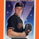 1993 Topps Gold Baseball #822 Kevin Rogers - San Francisco Giants