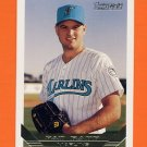 1993 Topps Gold Baseball #791 Pat Rapp - Florida Marlins