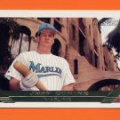 1993 Topps Gold Baseball #789 Jeff Conine - Florida Marlins
