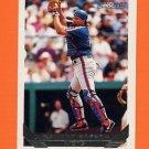 1993 Topps Gold Baseball #788 Mackey Sasser - New York Mets