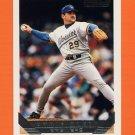 1993 Topps Gold Baseball #775 Chris Bosio - Milwaukee Brewers