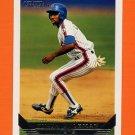 1993 Topps Gold Baseball #765 Vince Coleman - New York Mets