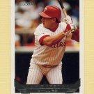 1993 Topps Gold Baseball #740 Len Dykstra - Philadelphia Phillies