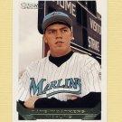 1993 Topps Gold Baseball #739 Dave Weathers - Florida Marlins