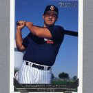 1993 Topps Gold Baseball #724 Guillermo Velasquez - San Diego Padres