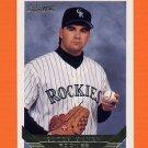 1993 Topps Gold Baseball #719 Butch Henry - Colorado Rockies