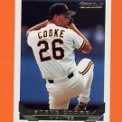1993 Topps Gold Baseball #716 Steve Cooke - Pittsburgh Pirates