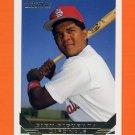 1993 Topps Gold Baseball #690 Bien Figueroa - St. Louis Cardinals