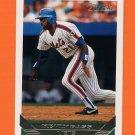 1993 Topps Gold Baseball #672 Kevin Bass - New York Mets