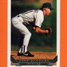 1993 Topps Gold Baseball #663 Jeff Gardner - San Diego Padres