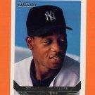 1993 Topps Gold Baseball #654 Gerald Williams - New York Yankees