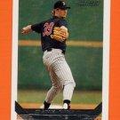 1993 Topps Gold Baseball #652 Dave West - Minnesota Twins