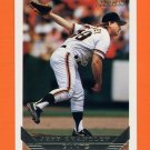 1993 Topps Gold Baseball #631 Jeff Brantley - San Francisco Giants
