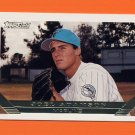 1993 Topps Gold Baseball #613 Joel Adamson RC - Florida Marlins
