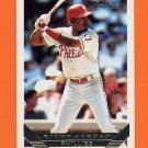 1993 Topps Gold Baseball #585 Ricky Jordan - Philadelphia Phillies