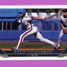 1993 Topps Gold Baseball #547 Ryan Thompson - New York Mets