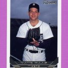 1993 Topps Gold Baseball #536 Dave Haas - Detroit Tigers