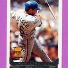 1993 Topps Gold Baseball #480 Pat Listach - Milwaukee Brewers